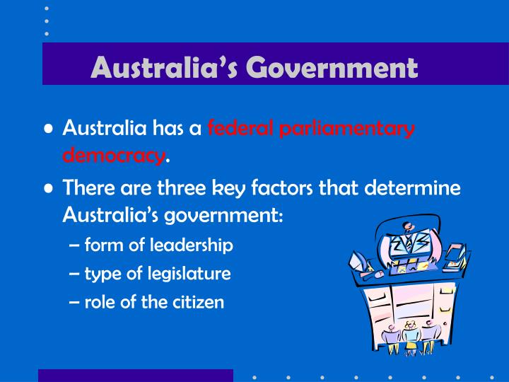 Australia s government1