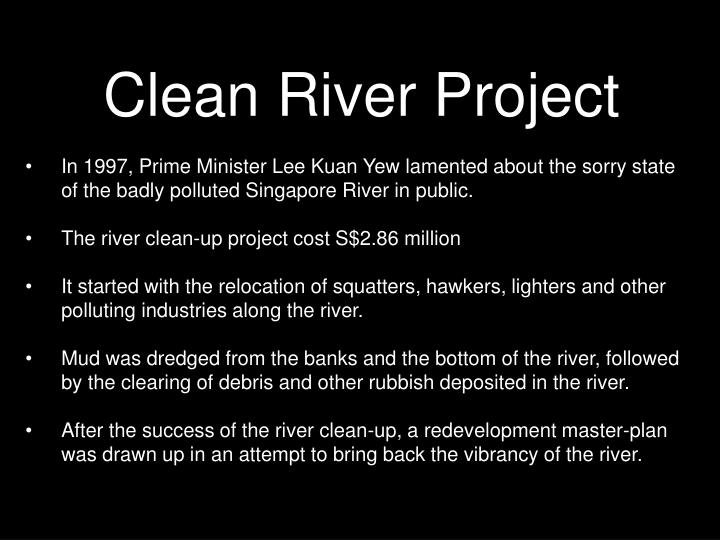 Clean River Project
