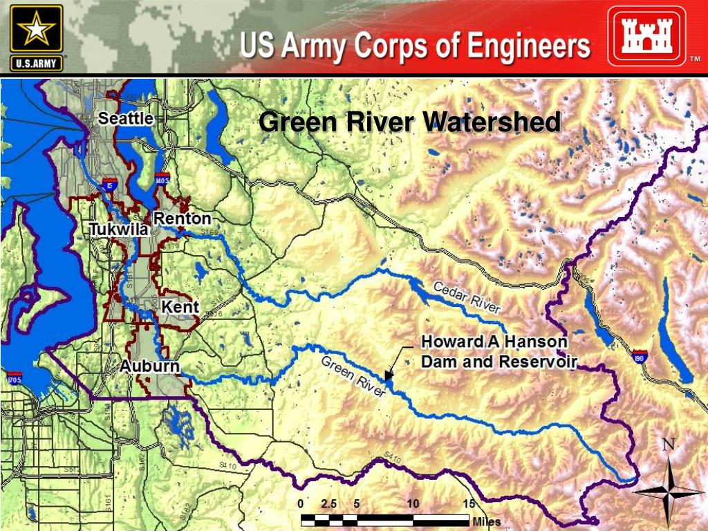 Green River Watershed