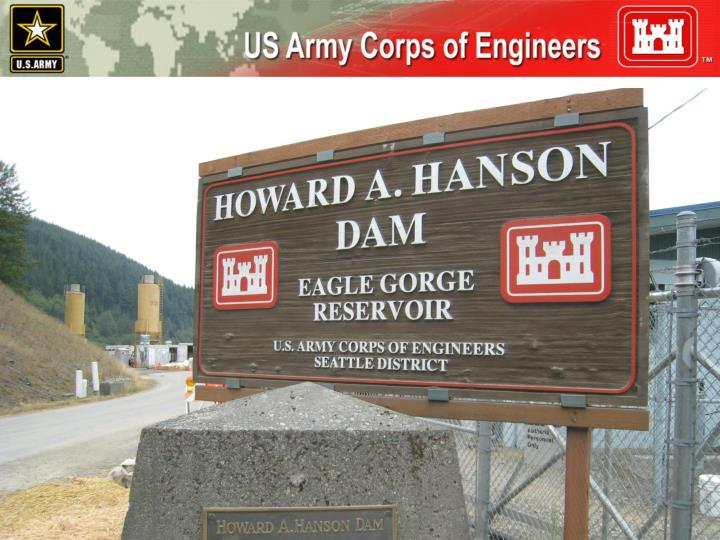 U.S. ARMY COPS OF ENGINEERS