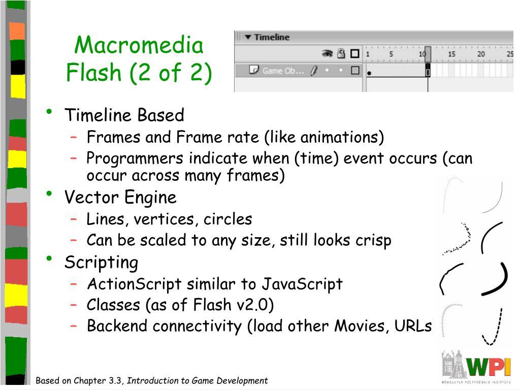 Macromedia Flash (2 of 2)