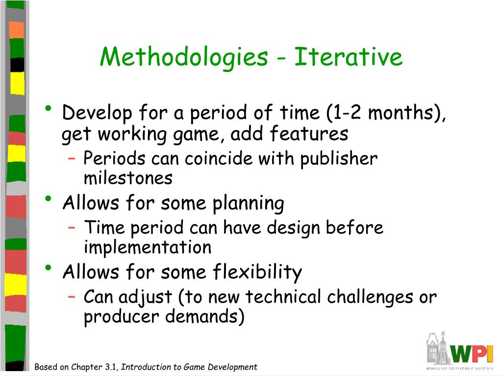 Methodologies - Iterative