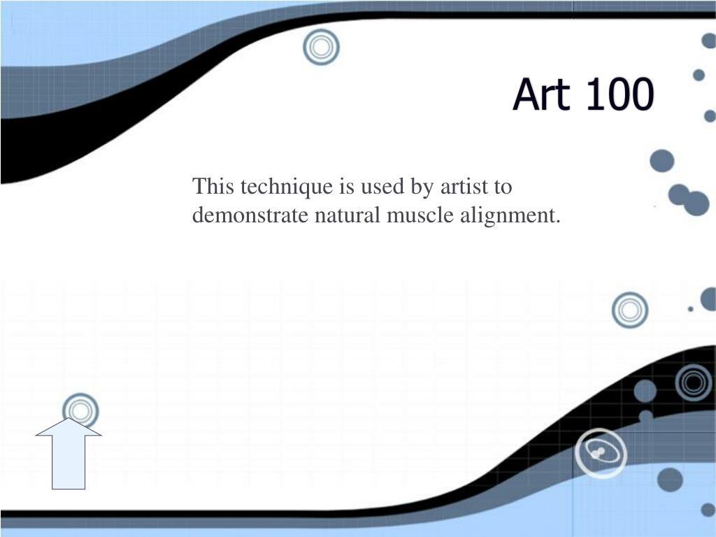 Art 100