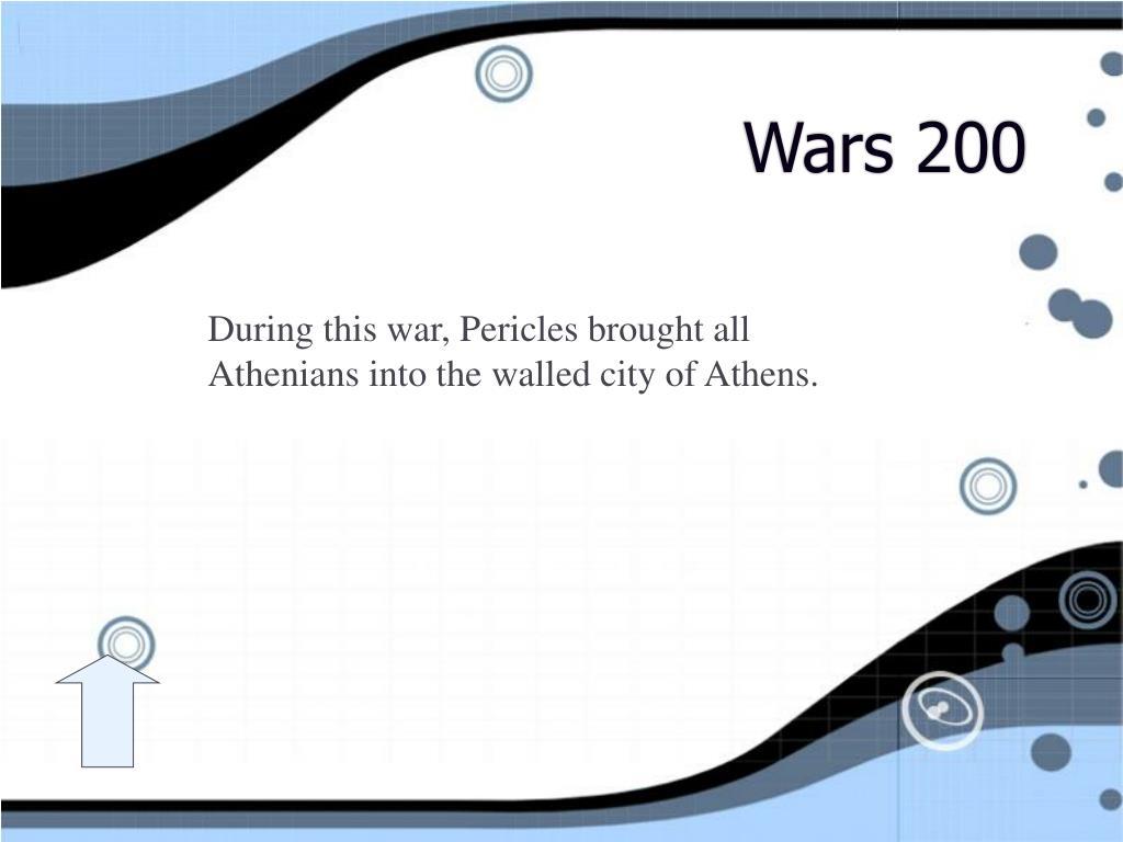 Wars 200