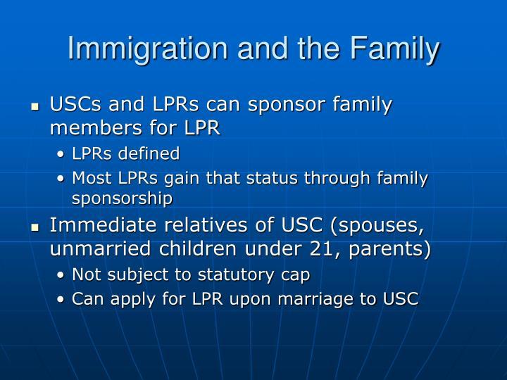 application for family sponsorship dependent children 21