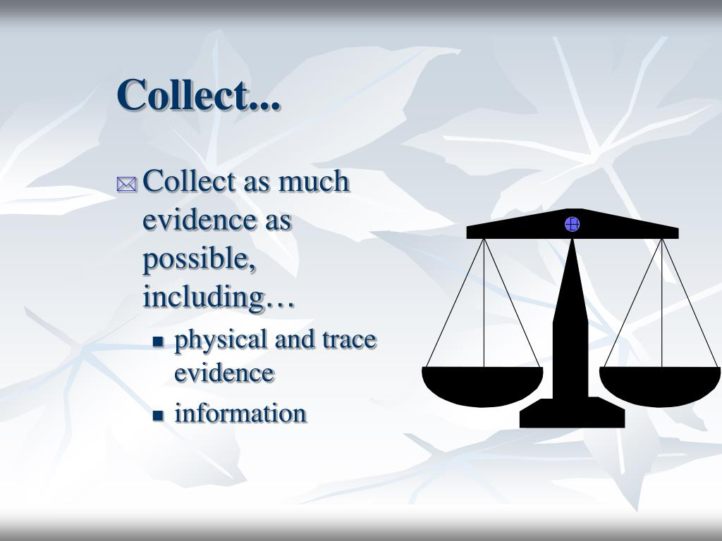 Collect...