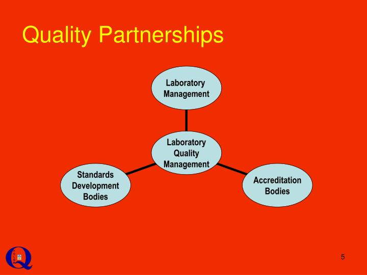 Quality Partnerships