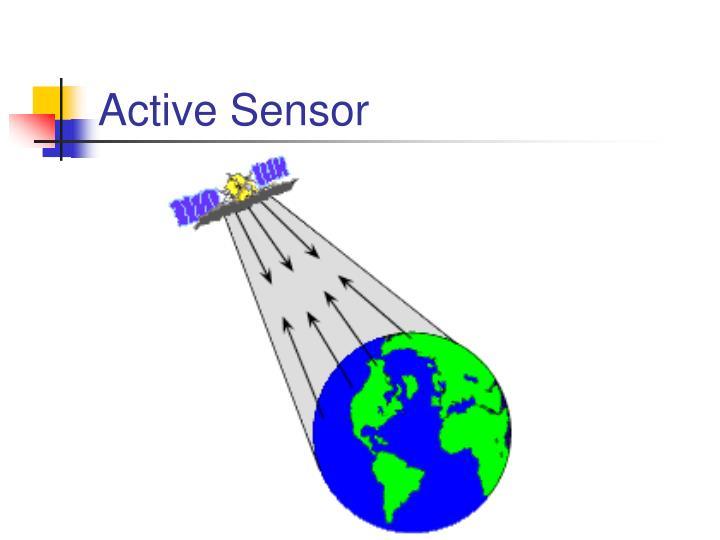 Active Sensor