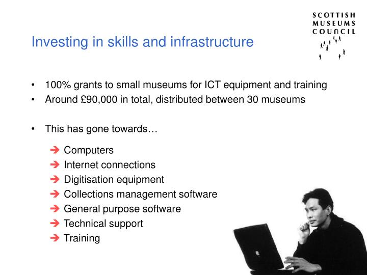 Investing in skills and infrastructure