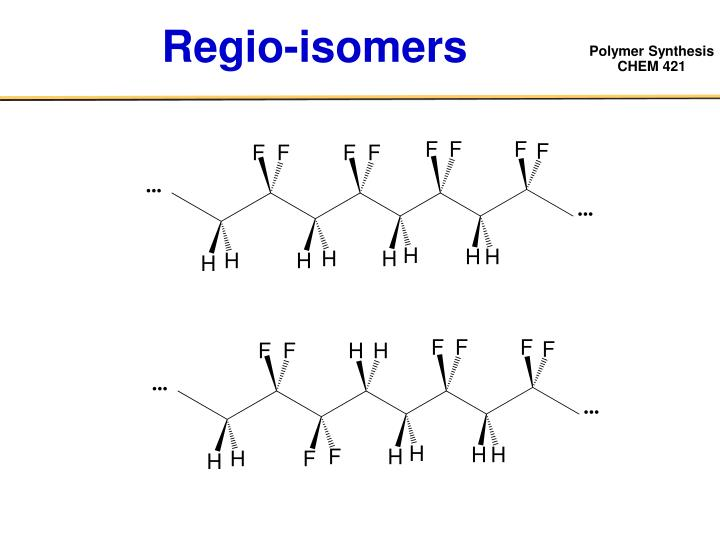 Regio-isomers