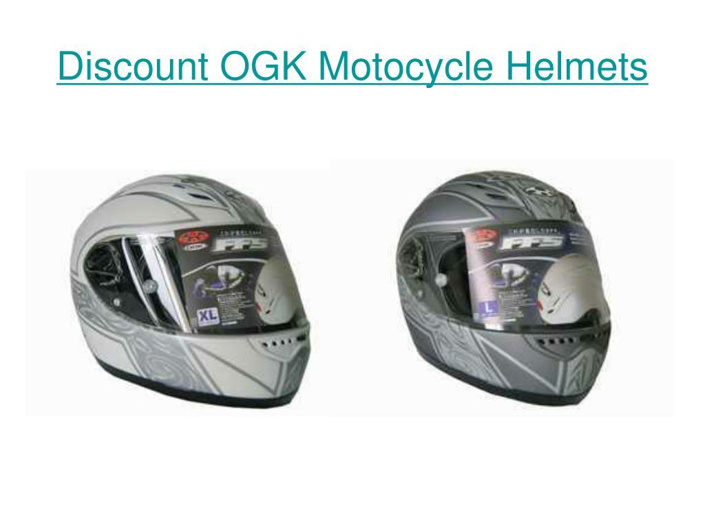 Discount OGK Motocycle Helmets