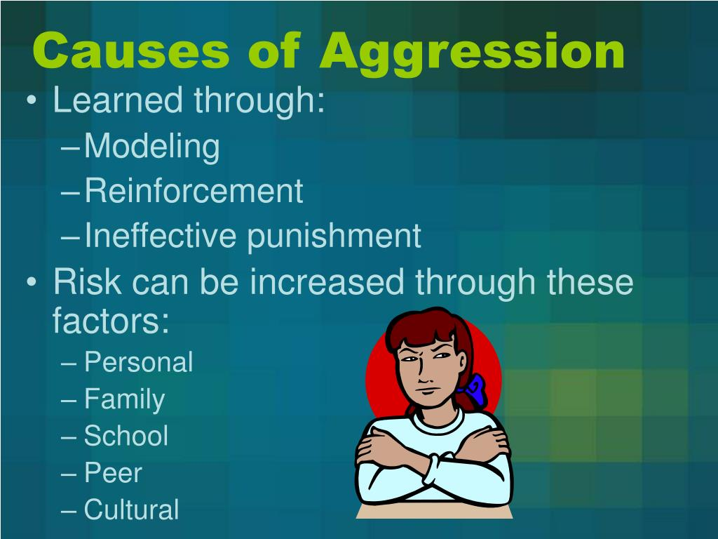 Causes of Aggression