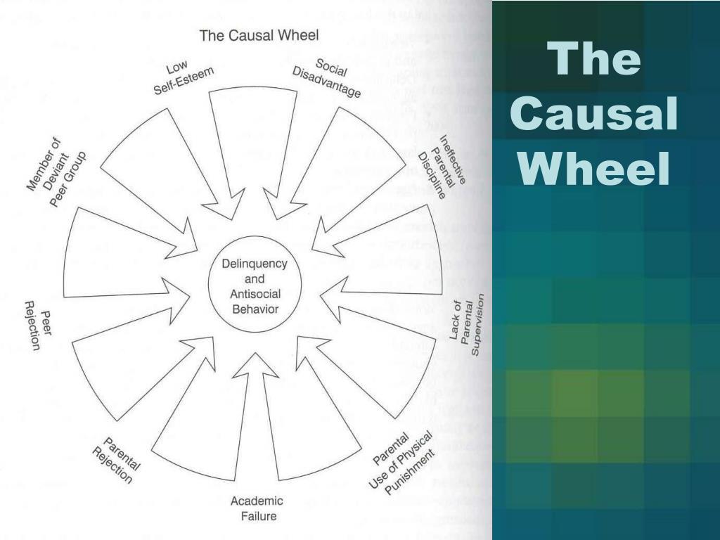 The Causal Wheel