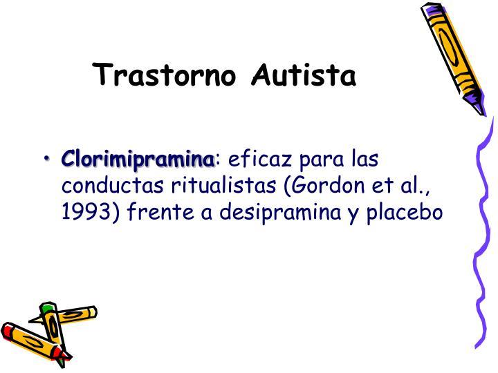 Trastorno Autista