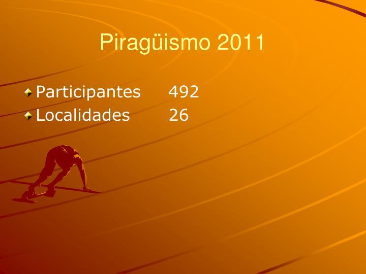Piragüismo 2011