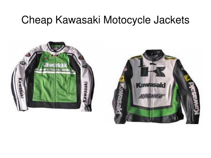 Cheap kawasaki motocycle jackets2