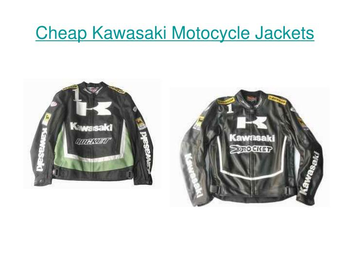 Cheap kawasaki motocycle jackets3