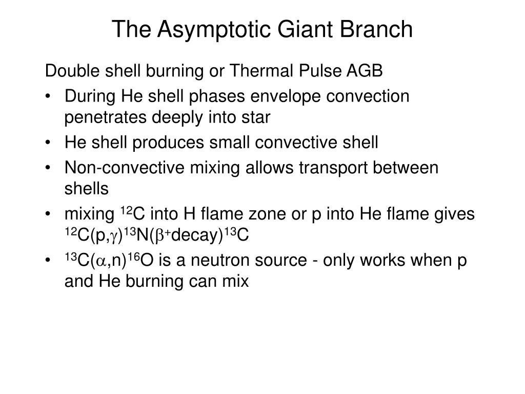 The Asymptotic Giant Branch