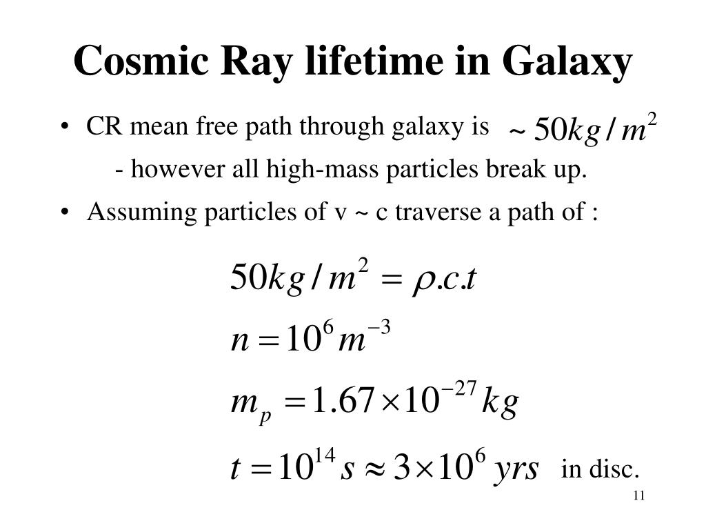 Cosmic Ray lifetime in Galaxy