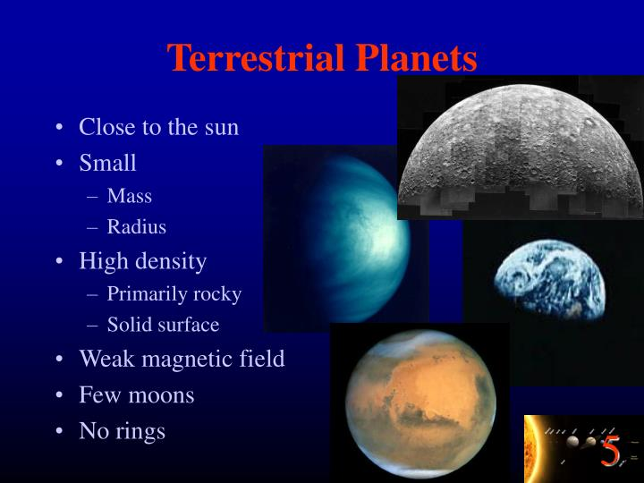 terrestrial planets have moons - photo #7