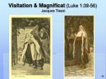 visitation magnificat luke 1 39 56 jacques tissot