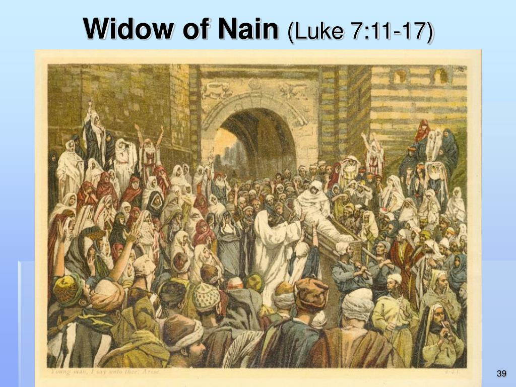 Widow of Nain