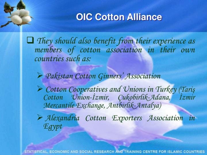 OIC Cotton Alliance