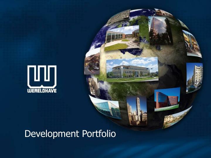 Development Portfolio