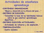 actividades de ense anza aprendizaje3
