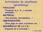 actividades de ense anza aprendizaje4