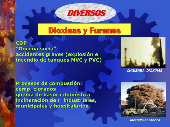 CHIMENEA: DIOXINAS