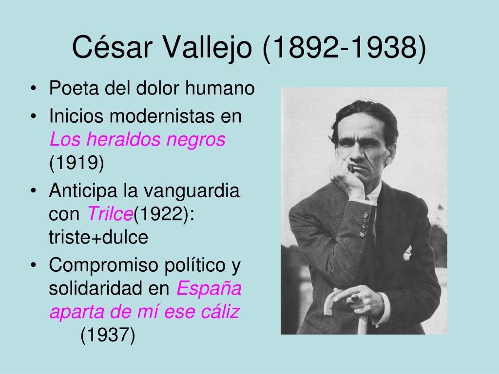 César Vallejo (1892-1938)