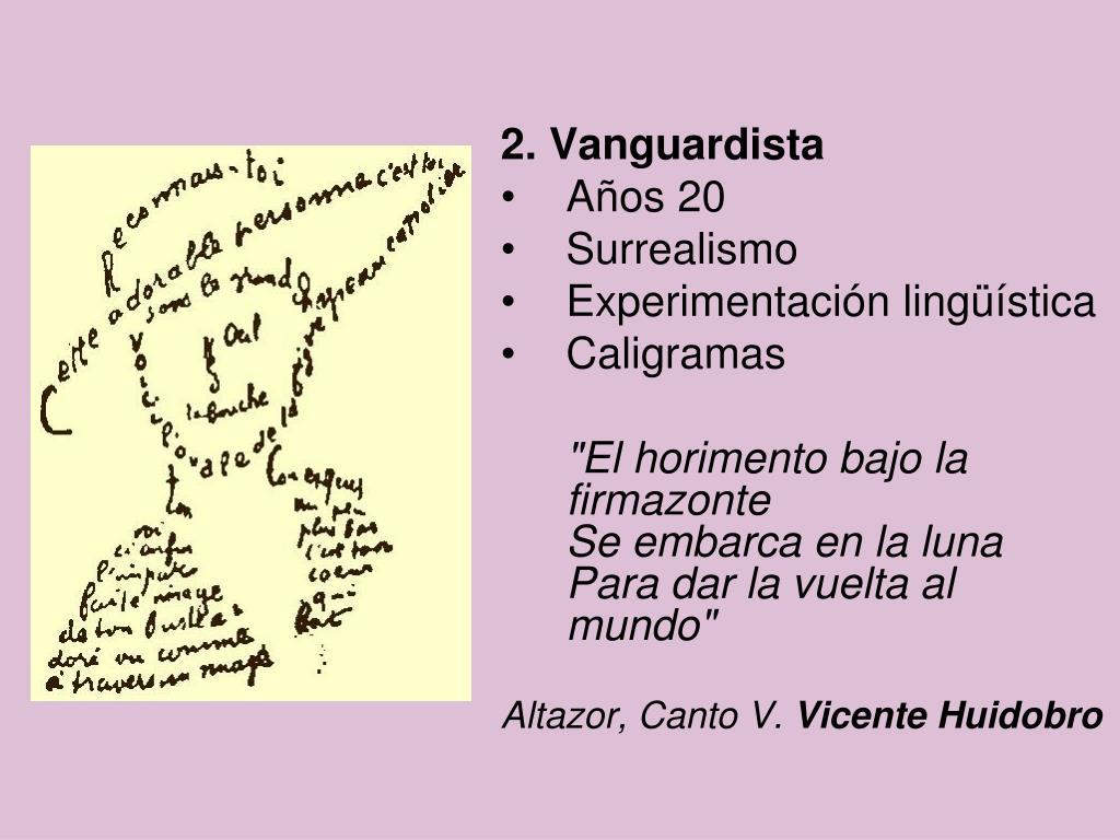 2. Vanguardista