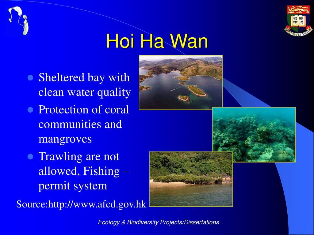 Hoi Ha Wan