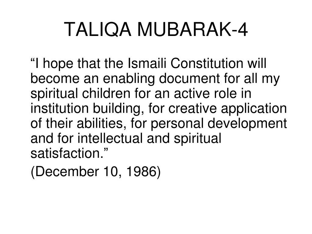 TALIQA MUBARAK-4