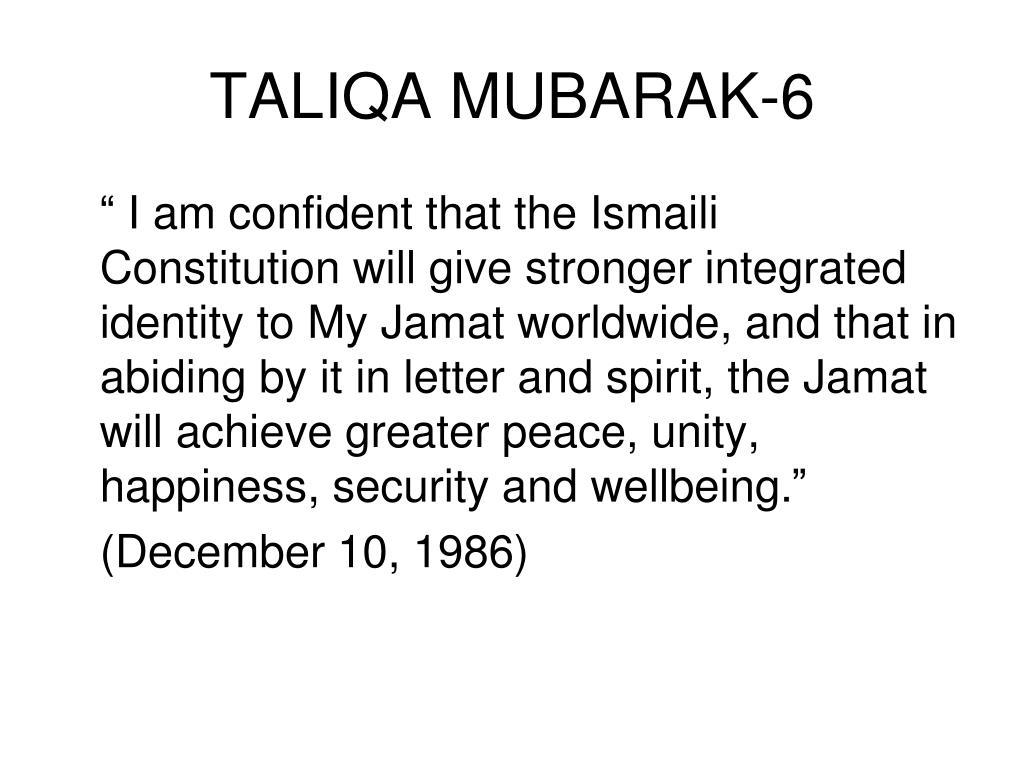 TALIQA MUBARAK-6