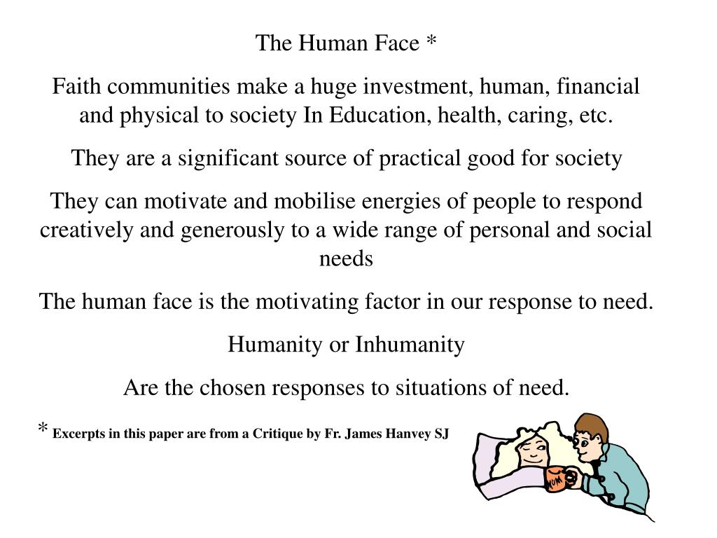 The Human Face *