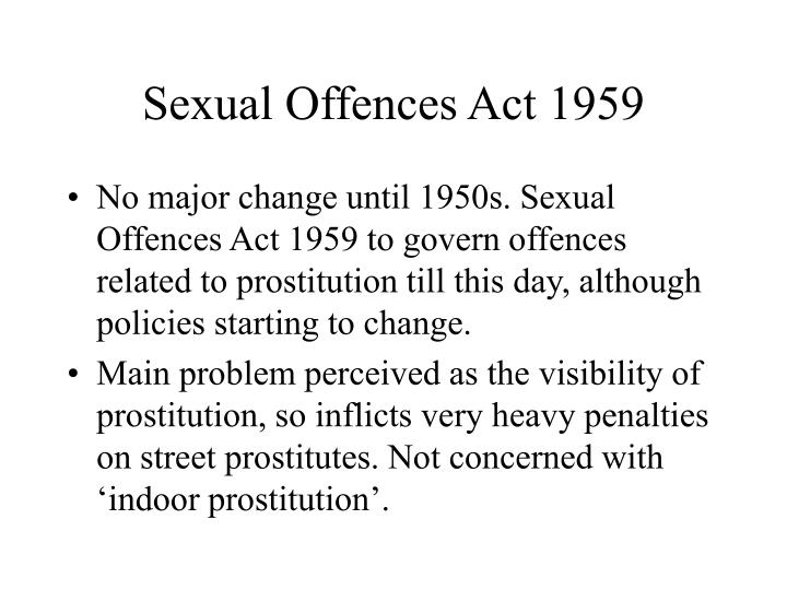 Sexual Offences Act 1959