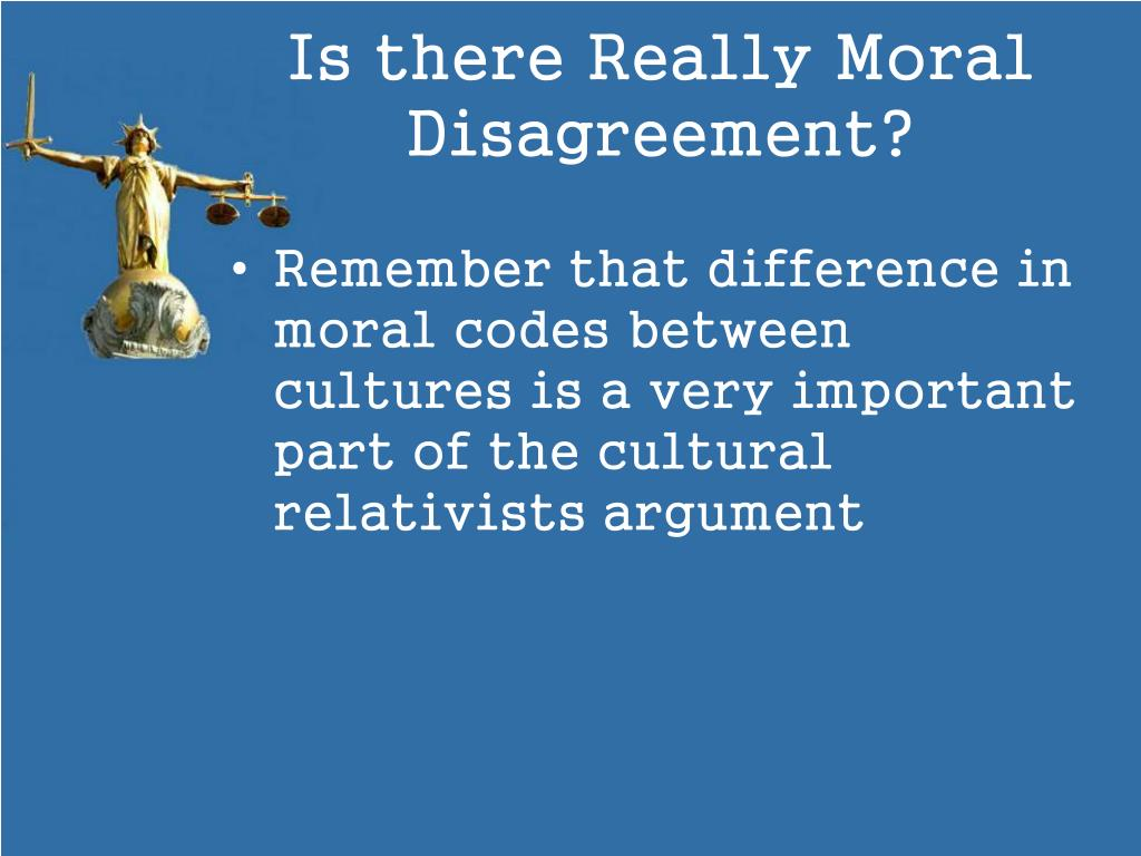disagreeing with cultural relativism Since cultural relativism is the version of moral relativism my disagreeing with the majority cultural awarene ss and cooperative learning in teaching 47.