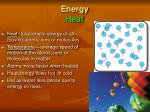 energy heat