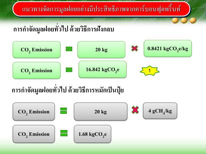 แนวทางจัดการมูลฝอยอย่างมีประสิทธิภาพจากคาร์บอน