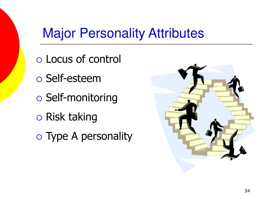 Major Personality Attributes