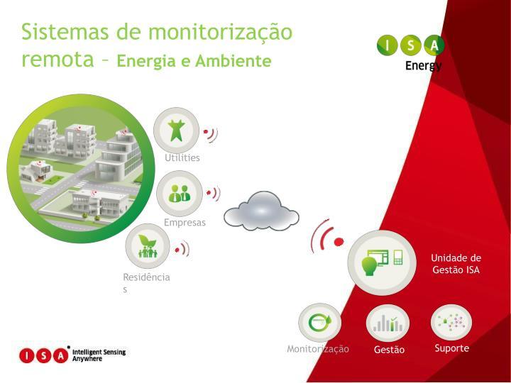 Sistemas de monitorização remota –