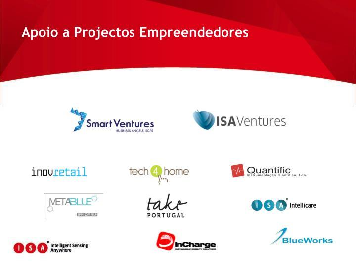 Apoio a Projectos Empreendedores