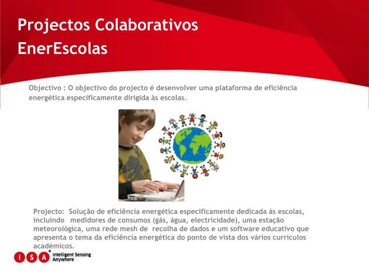 Projectos Colaborativos