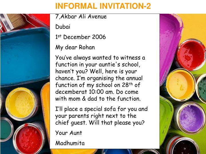 INFORMAL INVITATION-2