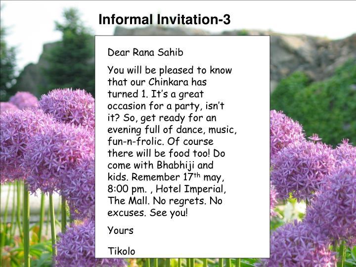 Informal Invitation-3