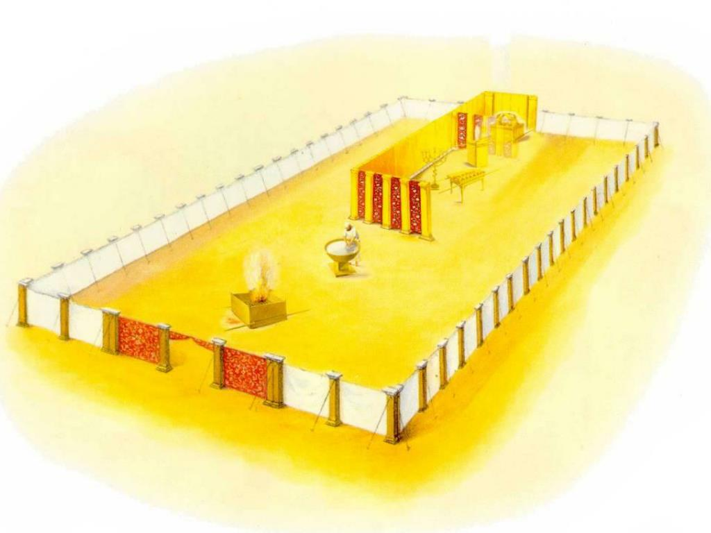 Holy of Holies and Holy