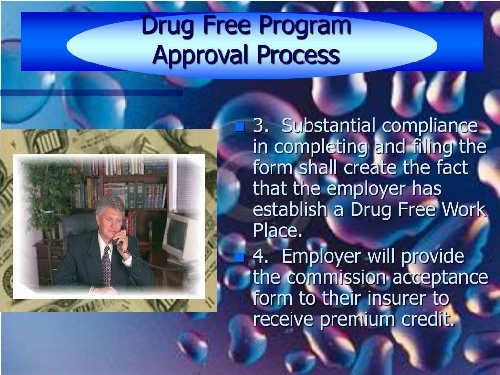 Drug Free Program