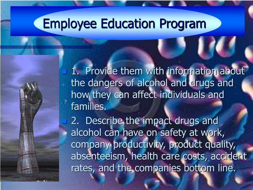 Employee Education Program
